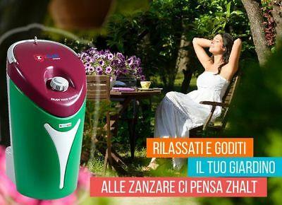 Freezanz-Zhalt-Antizanzare-Portatile-Batteria-Copertura-150-Mq