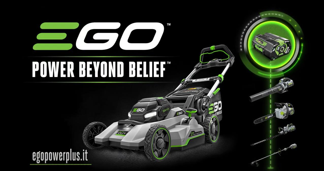 EGO TV Advert